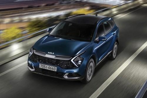Представлена гибридная версия нового Kia Sportage