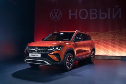 Новый Volkswagen Taos – выезжай за рамки!