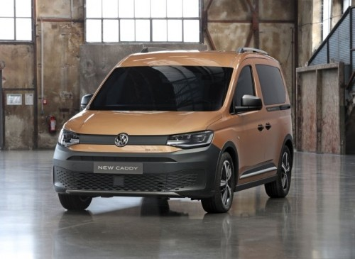 Volkswagen Caddy PanAmericana появился в России: от 2.620.800 руб.