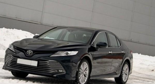 Псковский областной суд собирается купить Toyota Camry