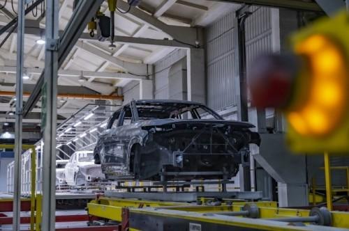 «Автотор» модернизирует окрасочное производство
