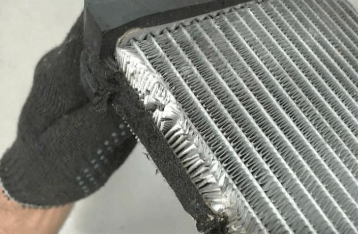 Ремонт радиатора своими силами