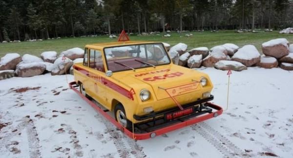 Серпуховская «инвалидка» 1979-го года продается за космические деньги