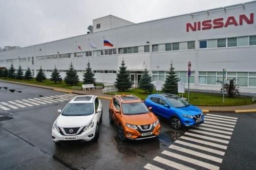 Петербургский завод Nissan перейдет на двухсменный режим работы