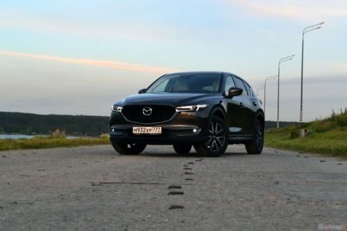 Тест-драйвы и обзоры Mazda CX-5 (Мазда СХ-5). Mazda CX-5 2017: Это вам не KIA