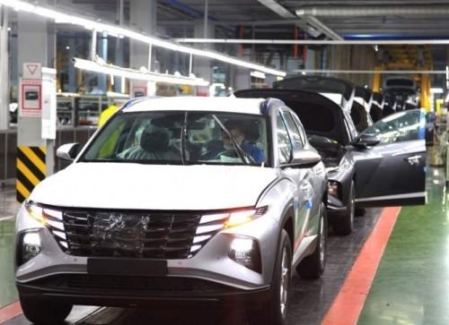 Выпуск легковых автомобилей в июне вырос на 17%