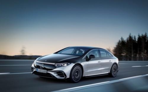 Mercedes-Benz намерен полностью перейти на электромобили к 2030 году