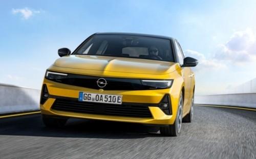 Новая Opel Astra может появиться в России